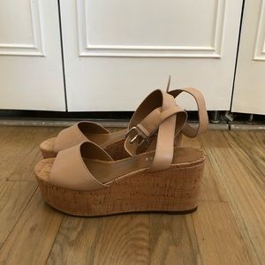 Coach Wedge Sandal